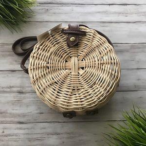 🆕ASOS Handmade Circle Bag